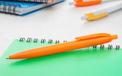 Waarom een oranje pen goed is voor meer plezier