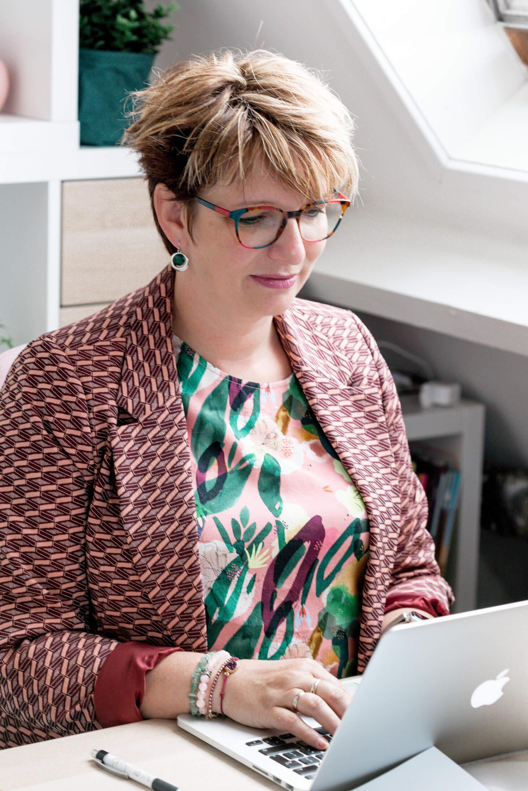 Janet Weijman bij Pluche groeicoach