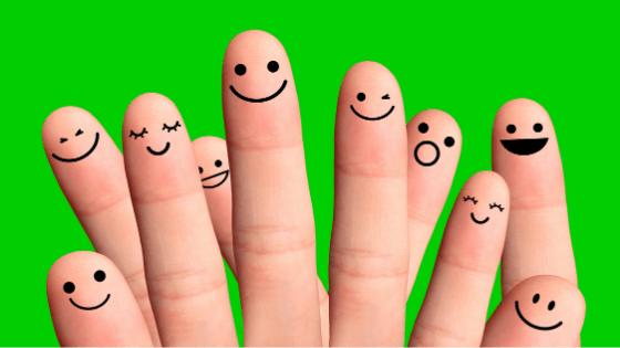 bij Pluche Is 'samen doen' de lijfspreuk van persoonlijkheidskleur groen?