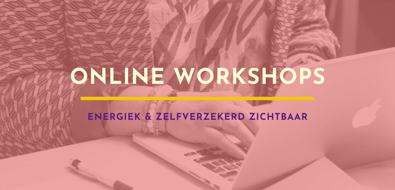 bij Pluche online workshop